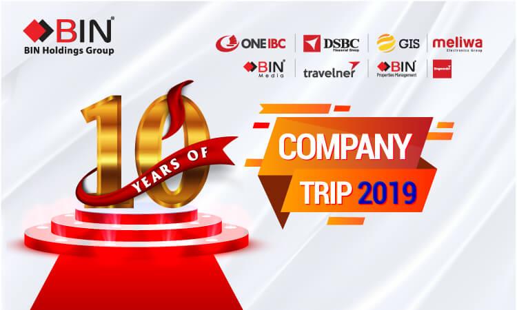 2019 Annual Company Trip Closing Notice