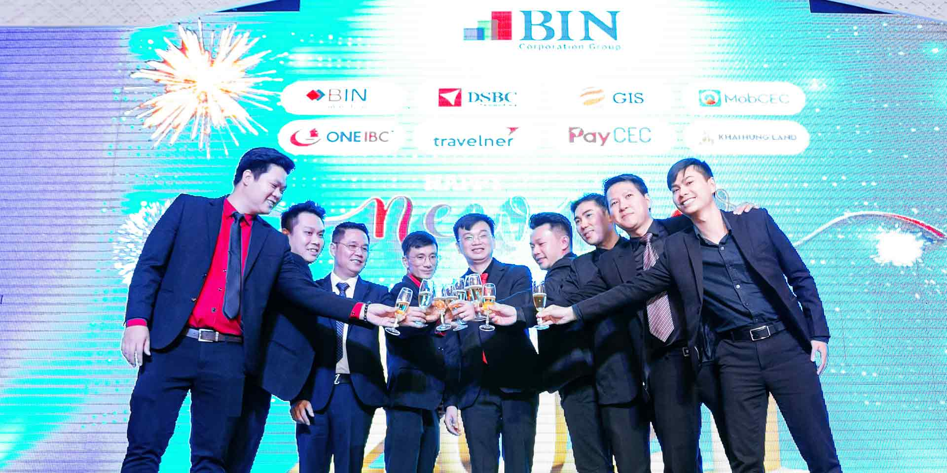Gala Dinner Year End Party 2020 - Bin Corporation Group