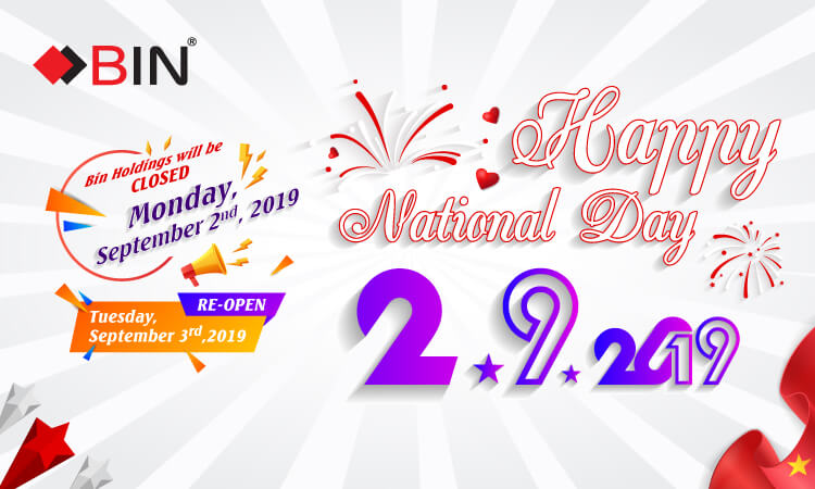 Happy National- 2/9/2019