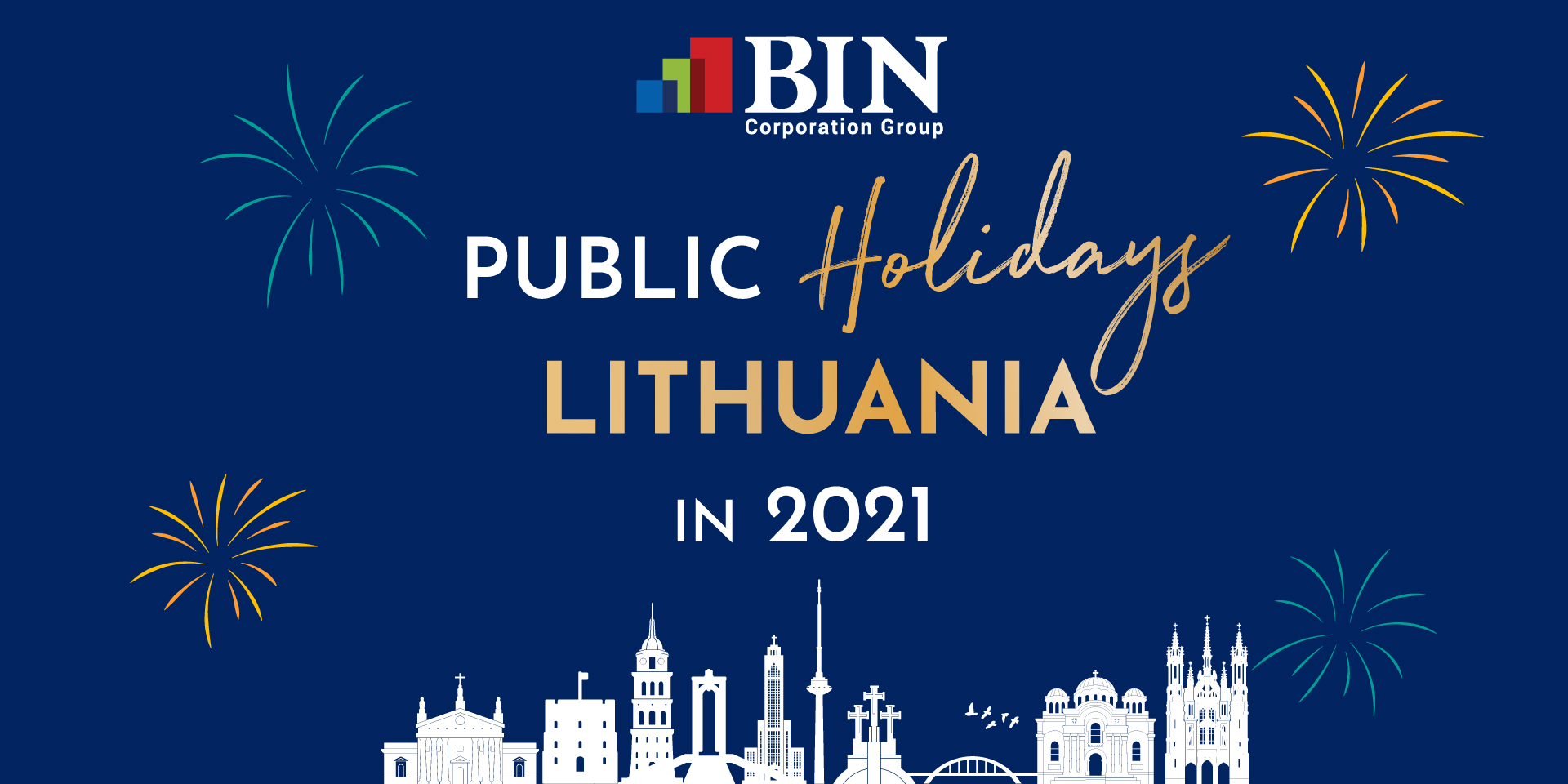 Lithuania Public Holiday in 2021