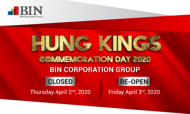 HungKings Commemoration Day 2020