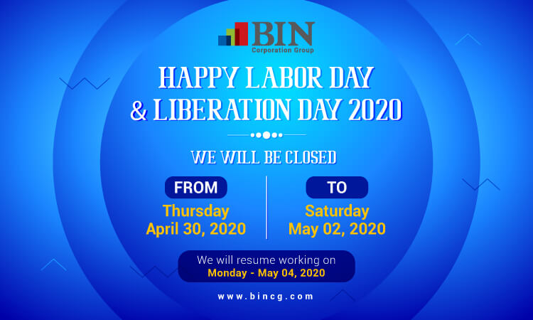 LIBERATION DAY & LABOUR DAY 2020