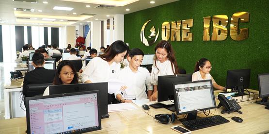 """CEO Lê Hùng Anh - Chủ Tịch Tập Đoàn Bin Corporation Group: """"Ứng dụng One IBC Digital sẽ kết nối, phục vụ khách hàng khắp thế giới."""""""