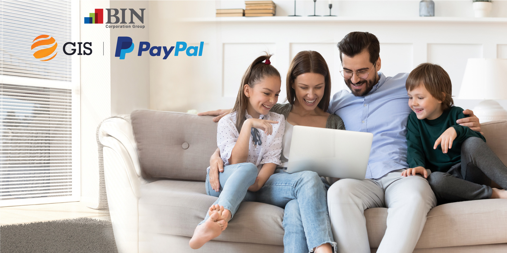 PayPal evaluates GIS as a great partner, because of its high quality of service and the potential of international clients.